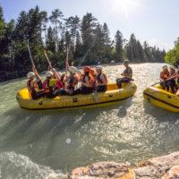 KulTrip Rafting