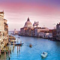 Romantične Benetke
